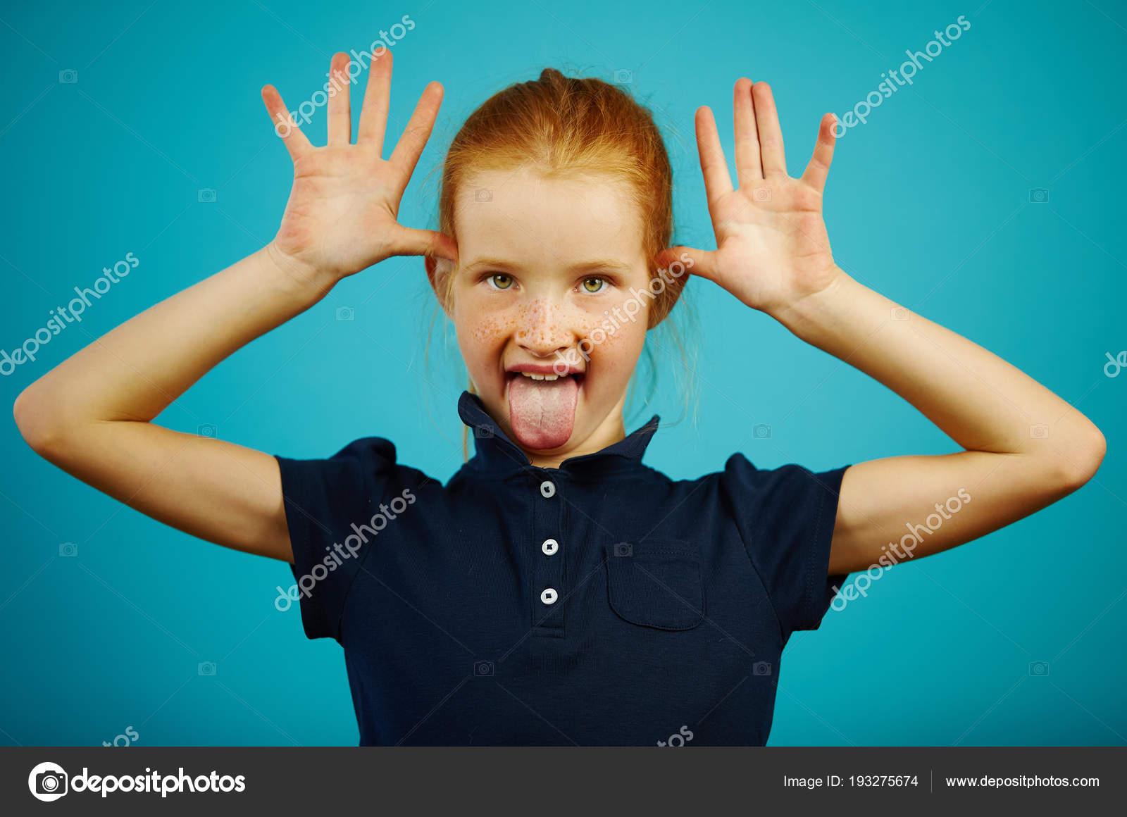 Zunge rausstrecken. Belohnungssystem und Verhalten: Lernen