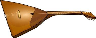 Musical instrument balalaika