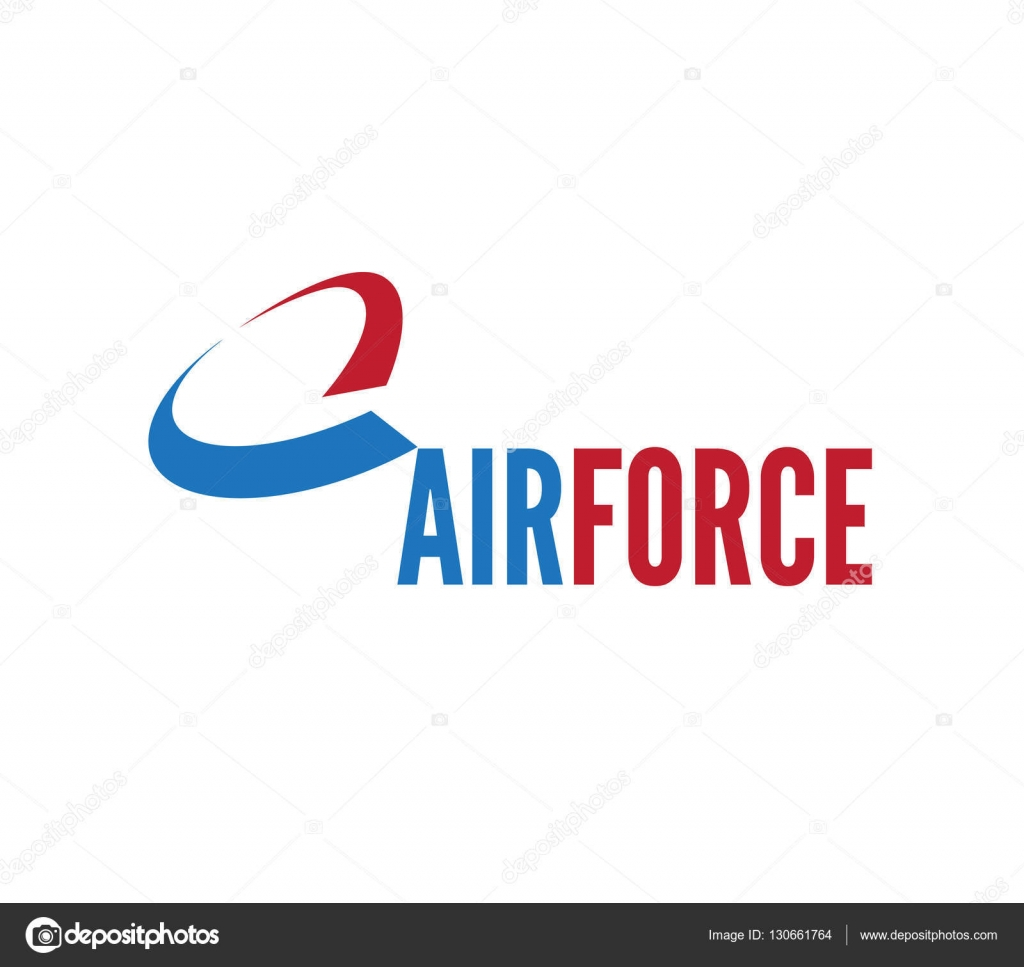 Air force logo stock vector sdcrea 130661764 air force logo stock vector voltagebd Images