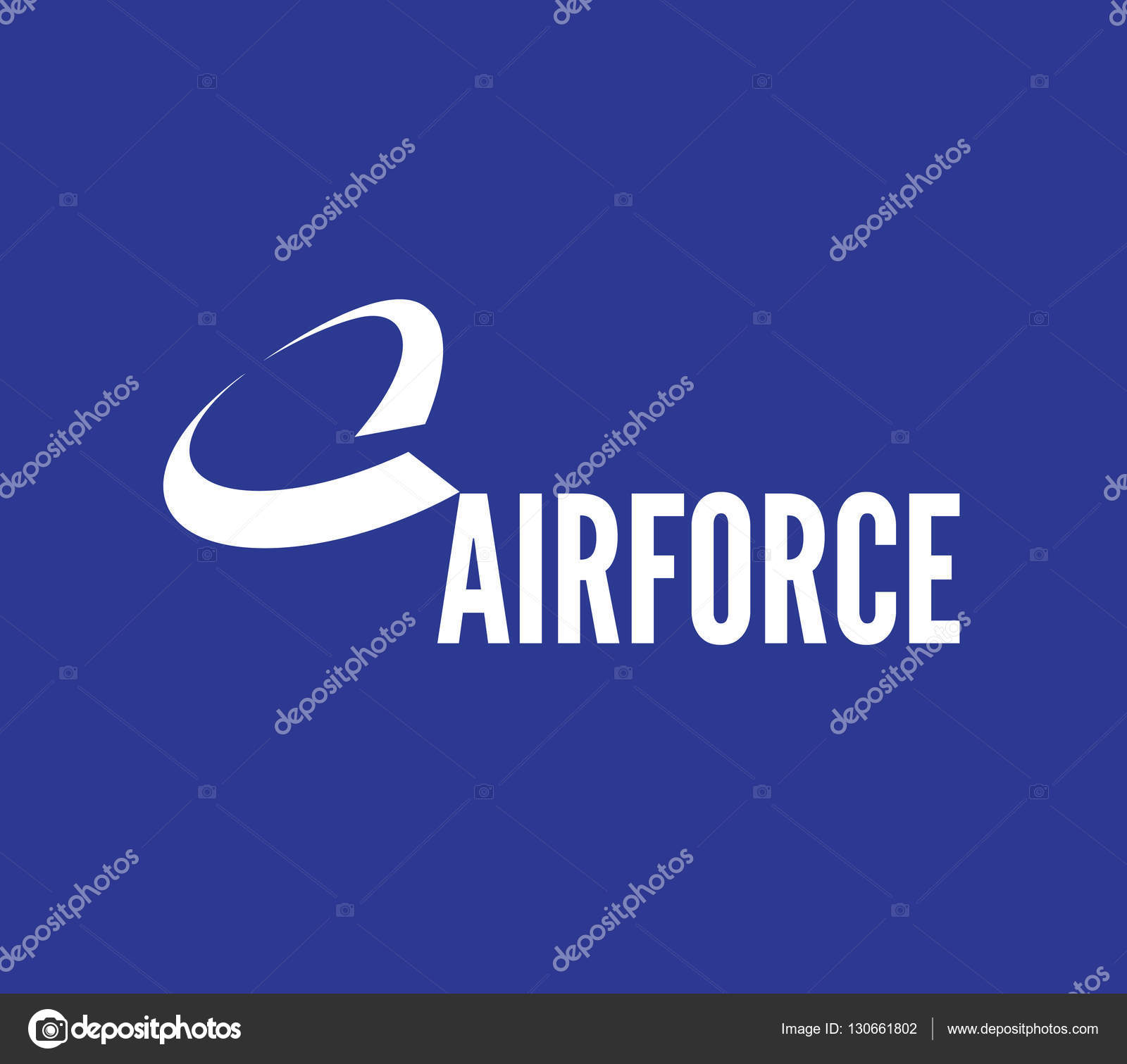Air force logo stock vector sdcrea 130661802 air force logo stock vector voltagebd Images