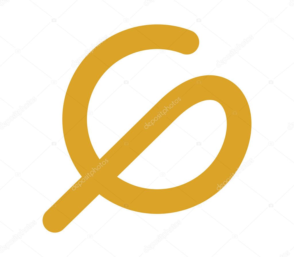 Phi and G Logo Design