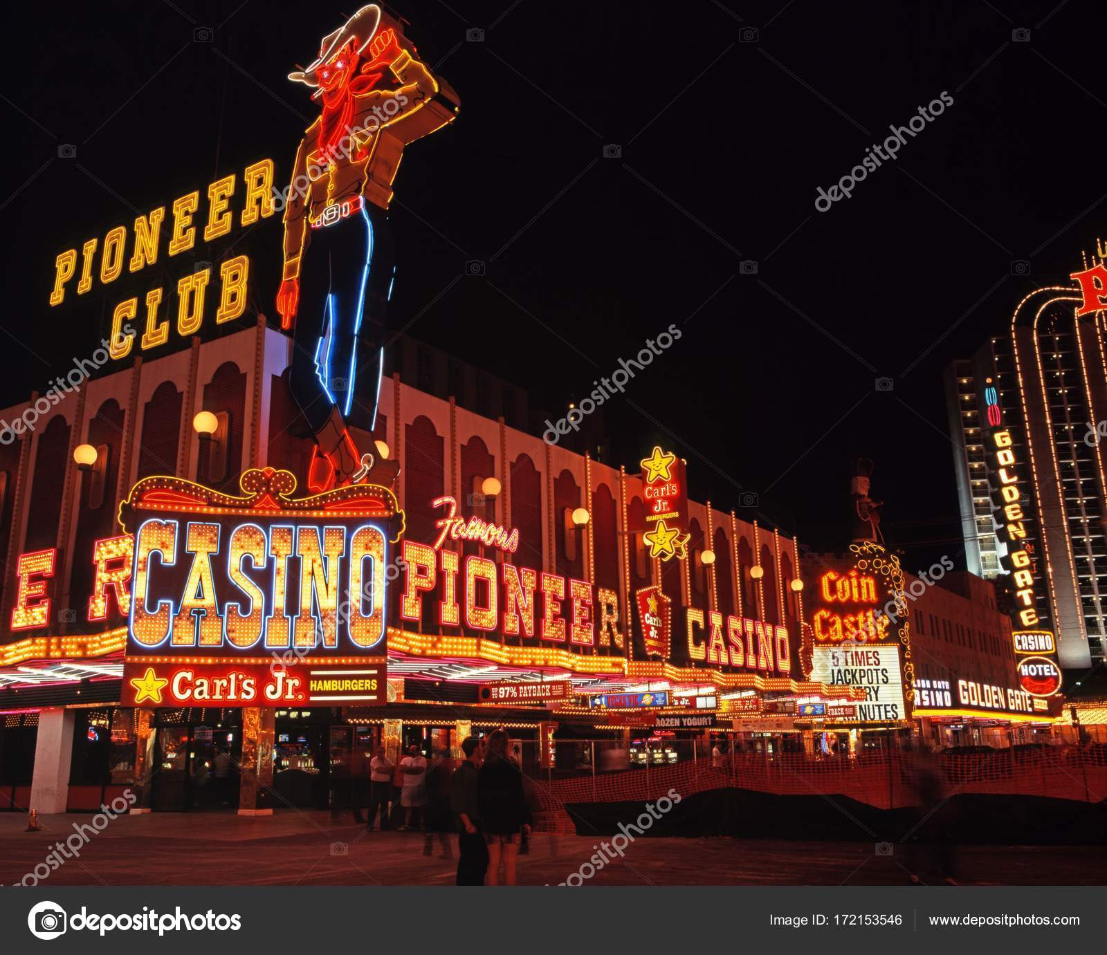 Casinos en las vegas estados unidos