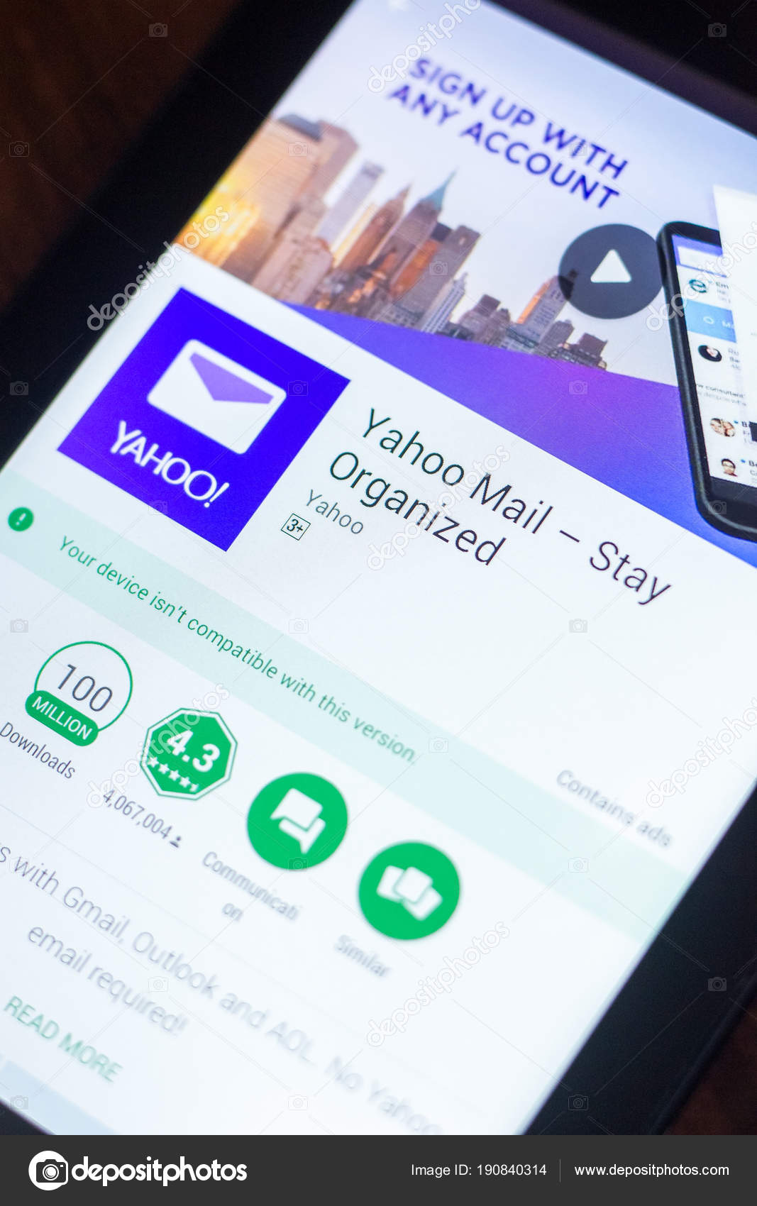Download yahoo mail for pc