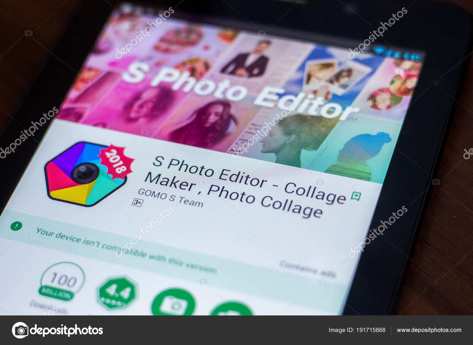 S photo editor collage maker app download