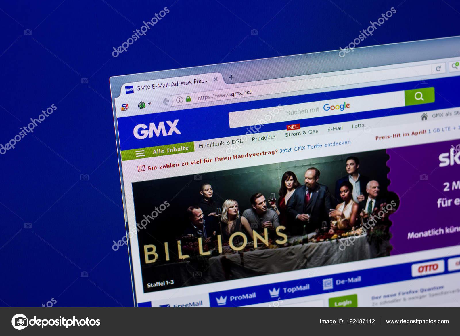 gmx homepage login