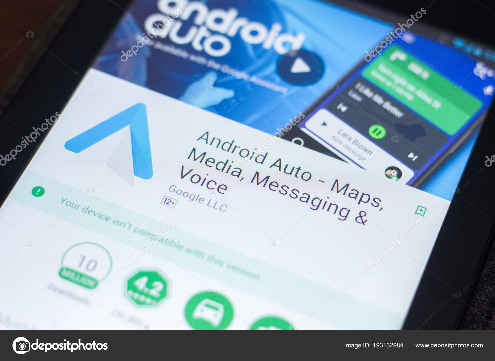 Android Auto App Download