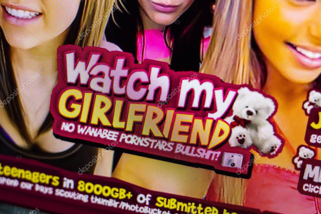 Watch my gf porn ad