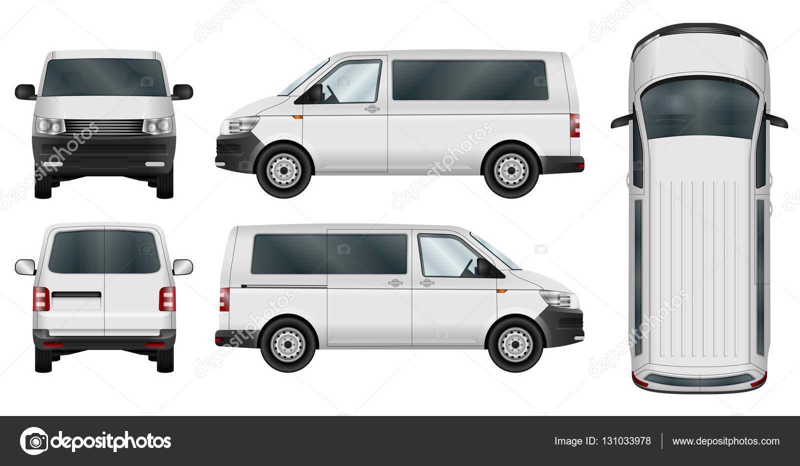 Auto-Vektor-Vorlage — Stockvektor © imgvector #131033978