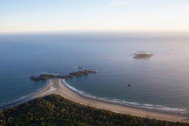Chesterman Beach and Frank Island