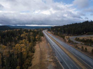 Scenic Route Aerial Picture