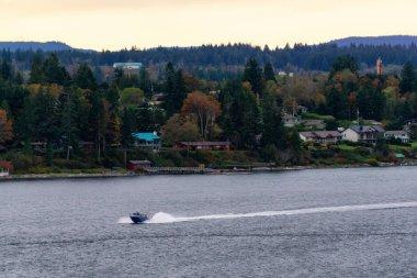 Campbell River, Vancouver Island, British Columbia, Canada