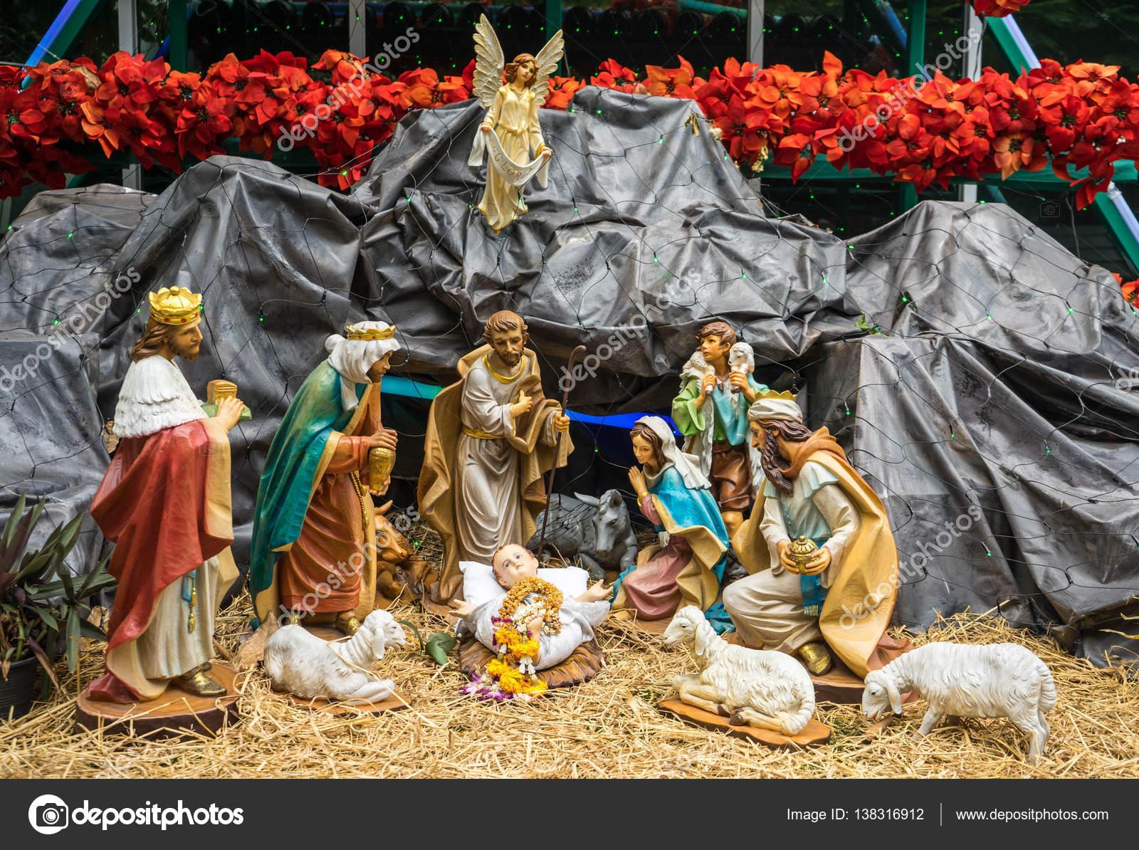 Weihnachten Krippe Bilder.Weihnachten Krippe Stockfoto Tumcruise 138316912