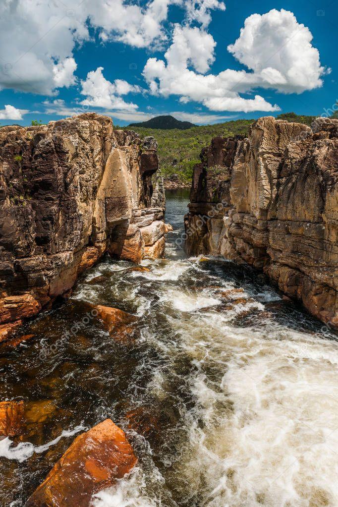 National Park,  canyon