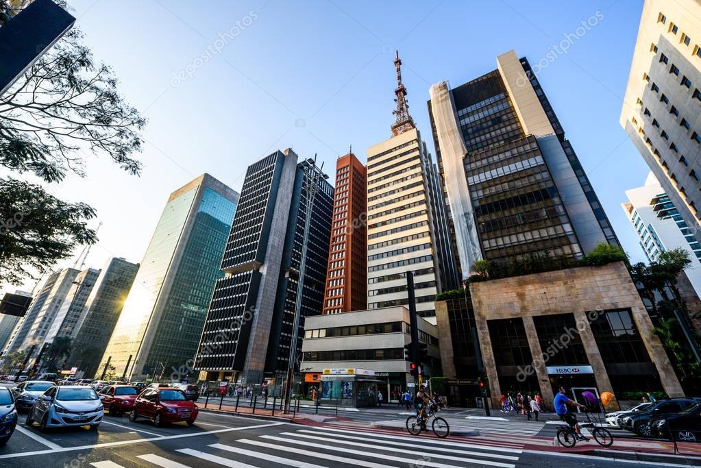 Paulista Avenue, Sao Paulo