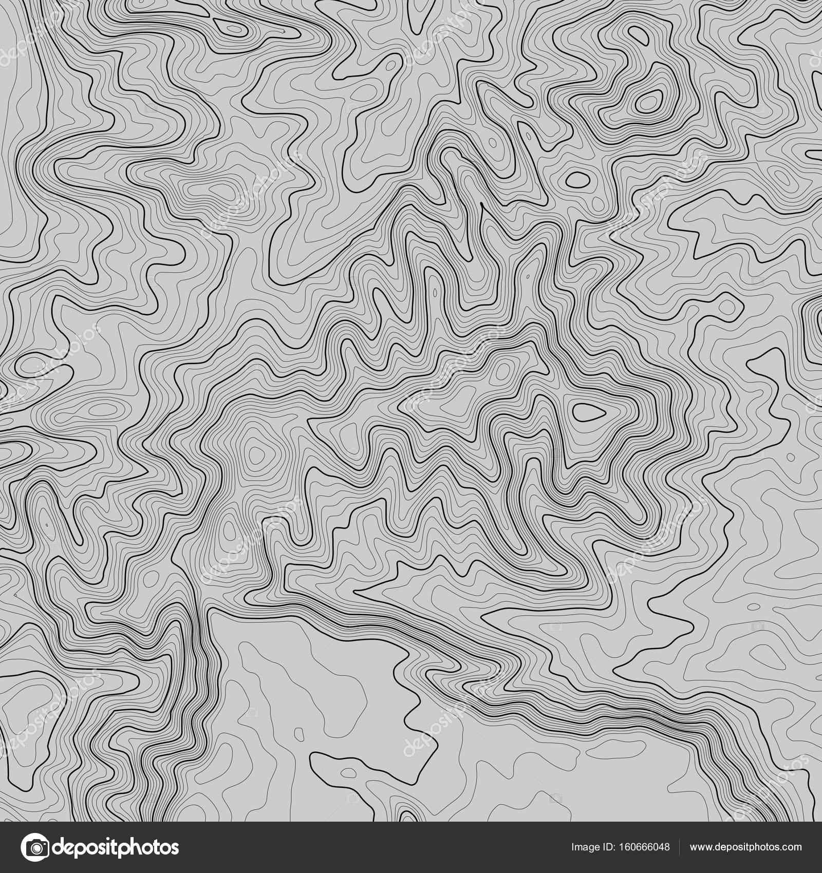 Topographic Map Background With Space For Copy Line Topography Map - Where to get topo maps for hiking
