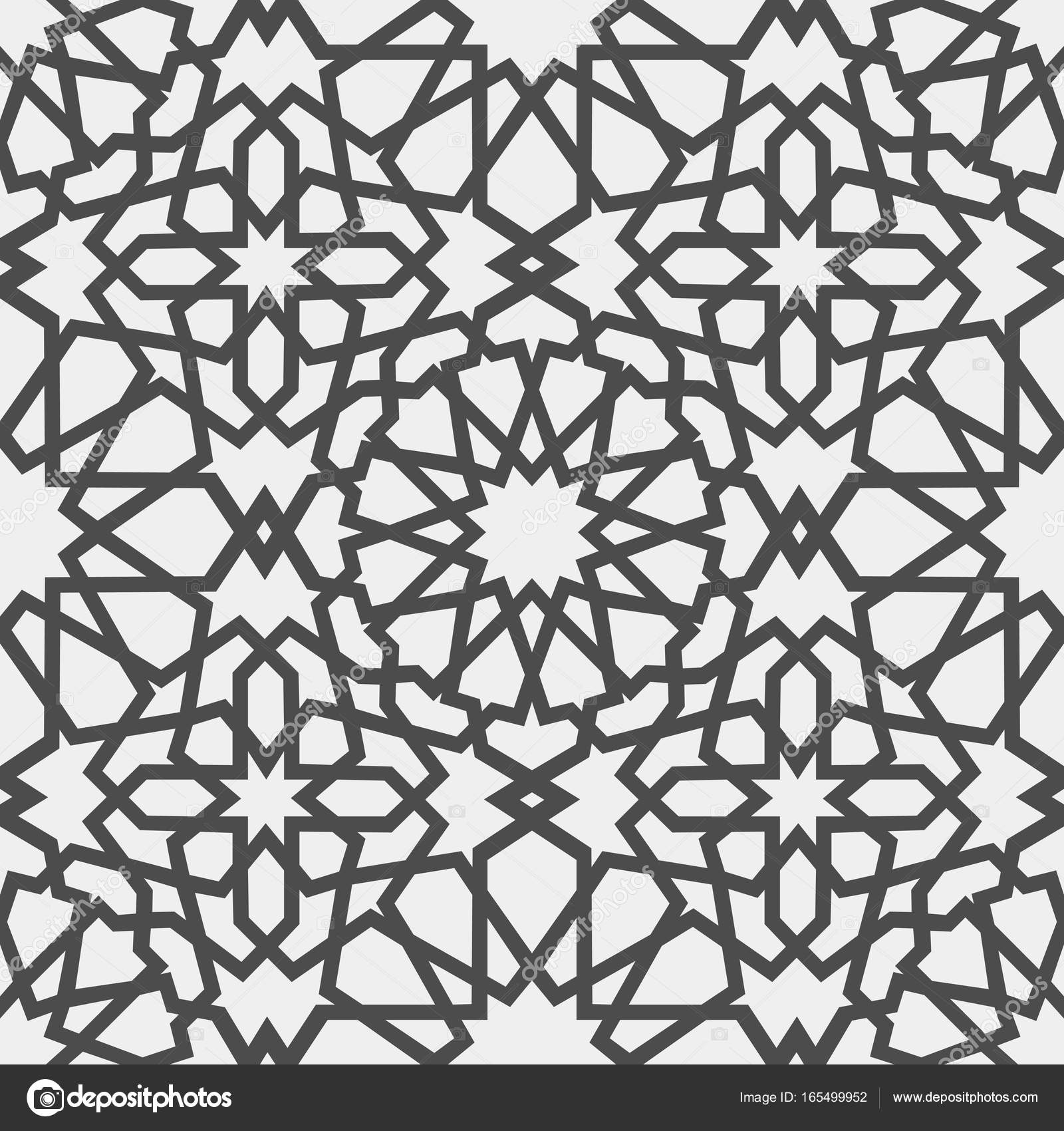 islamic pattern seamless arabic geometric pattern east ornament indian ornament persian motif 3d endless texture can be used for wallpaper pattern fills web page background stock vector c damiengeso 165499952 https depositphotos com 165499952 stock illustration islamic pattern seamless arabic geometric html