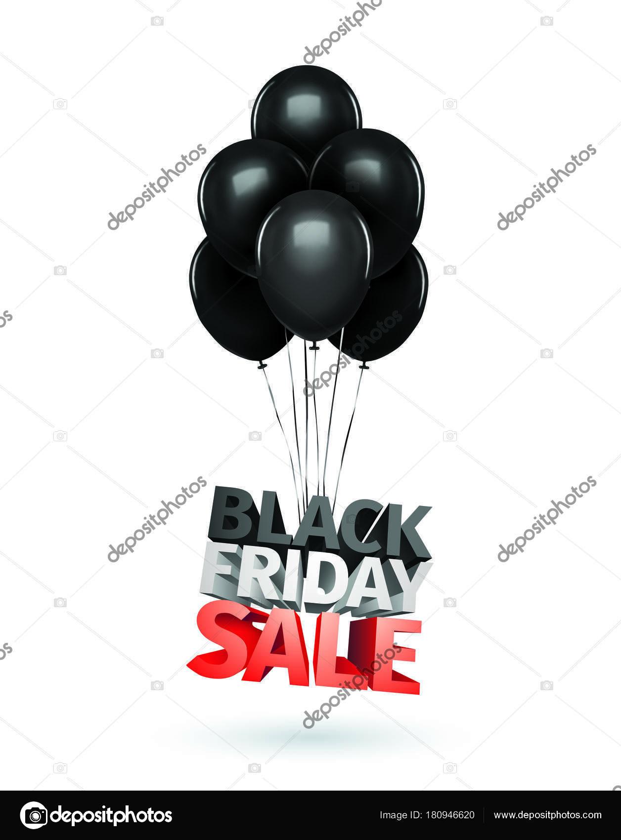 b8b8629c95a6 Группа воздушных шаров, продажи сообщение для магазина. Воздушные шары  продажа Черная пятница украшения белые