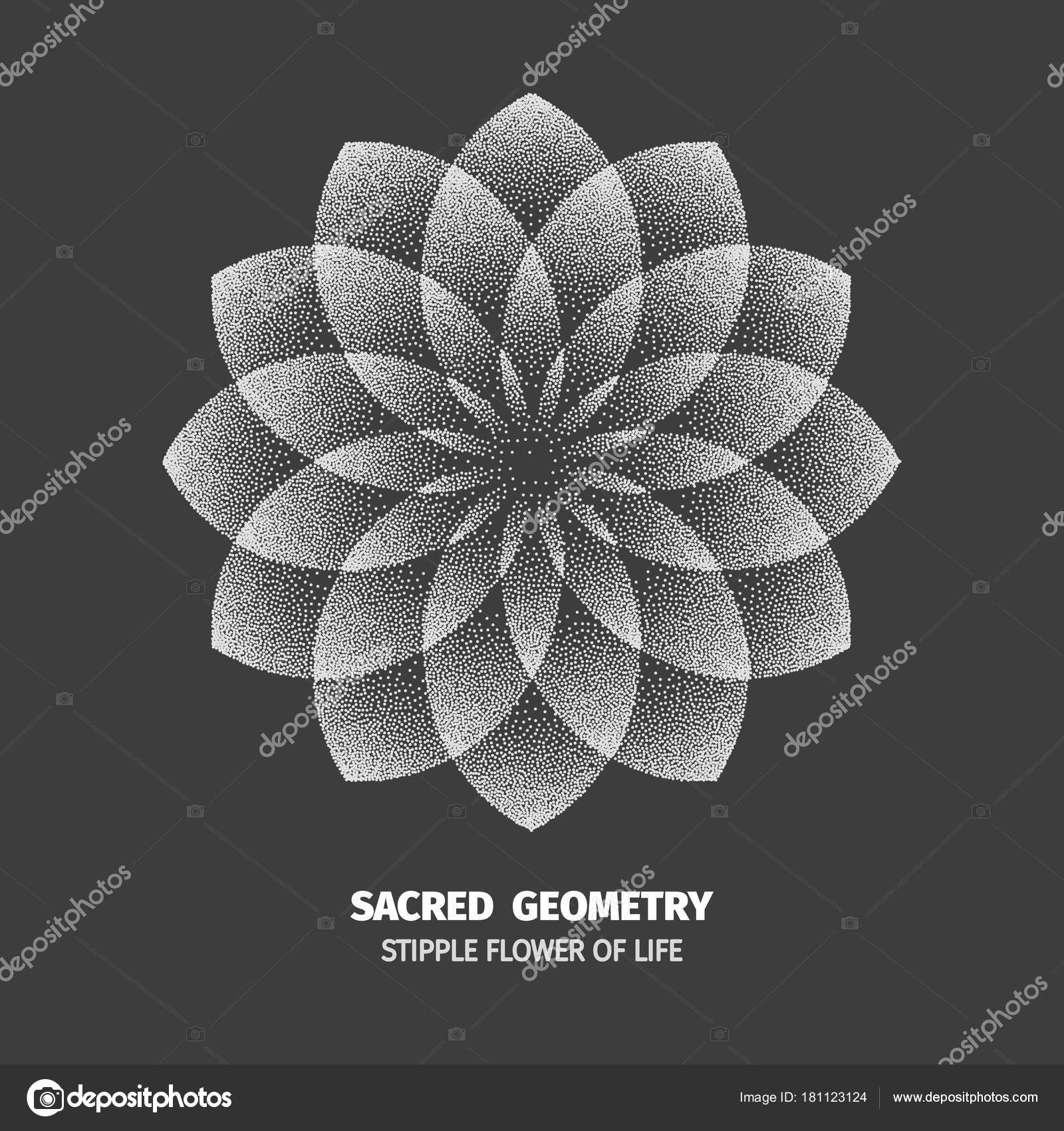 Abstract dot symbol sacred geometry phyllotaxis isolated halftone abstract dot symbol sacred geometry phyllotaxis isolated halftone symbol opposite spirals vector illustration eps buycottarizona Image collections