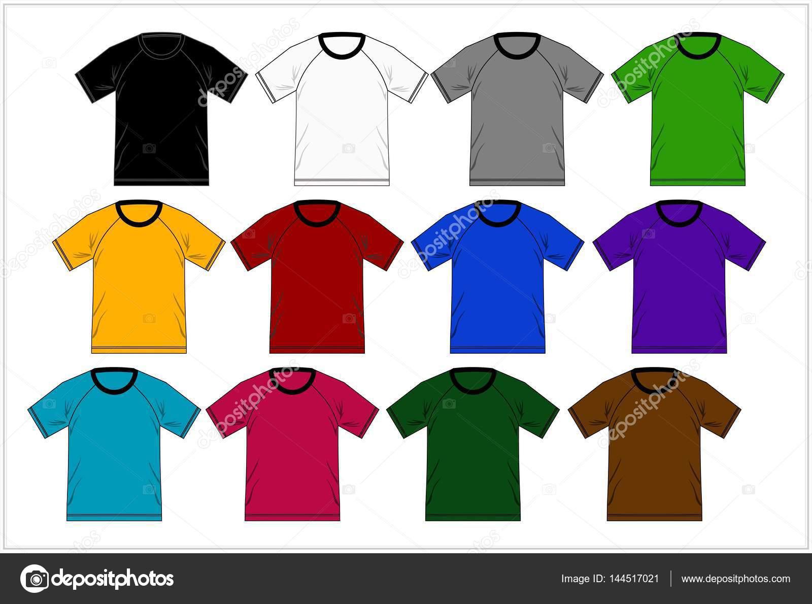 48 Foto Desain Baju Polos Vector HD Gratid Download Gratis