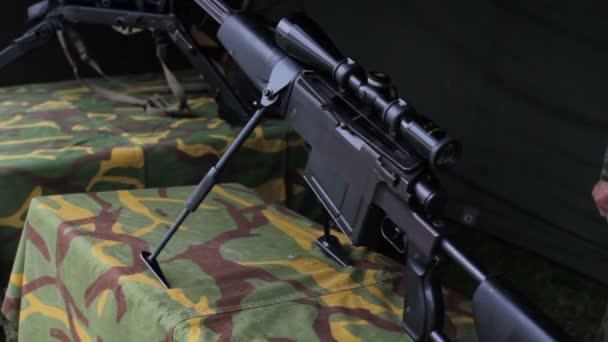 Katonai fegyver a mesterlövész