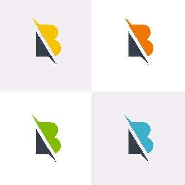 B letter logos symbols
