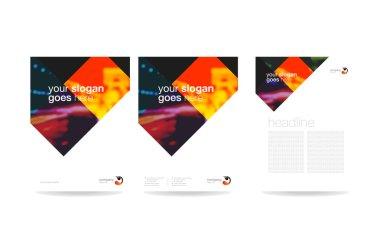 Brochure, Flyer, Leaflet, Magazine Cover