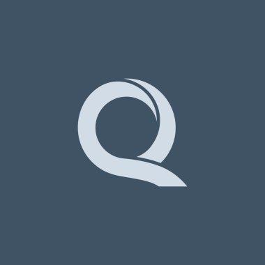 Q letter logo icon