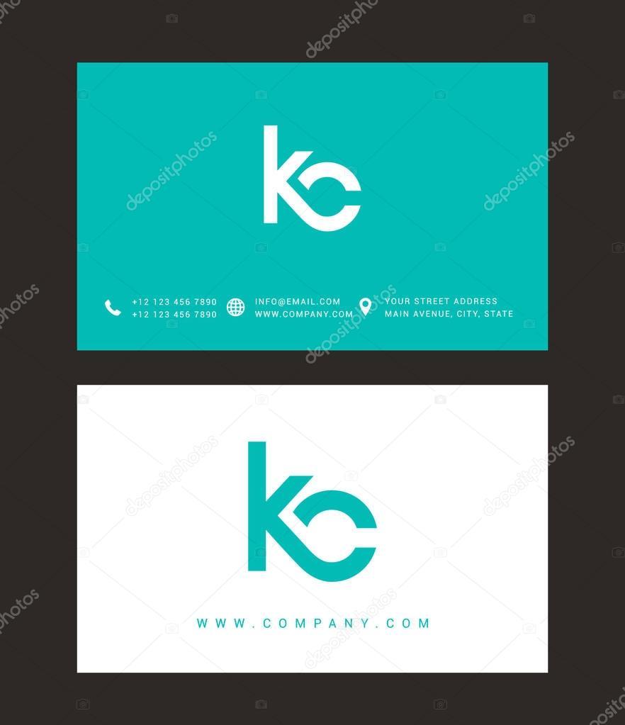 Diseño de logotipo de carta moderna — Vector de stock © brainbistro ...