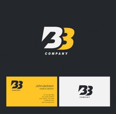 B & B Letter Logo