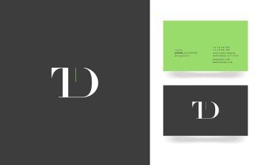 T & D Letter Logo