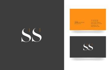 S & S Letter Logo