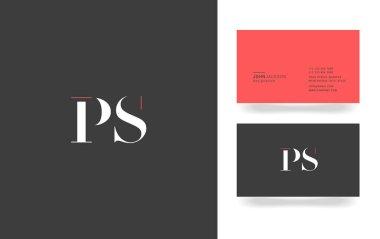 P & S Letter Logo