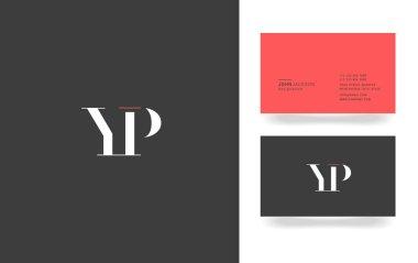 Y & P Letter Logo
