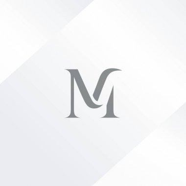 M Single Letter Logo