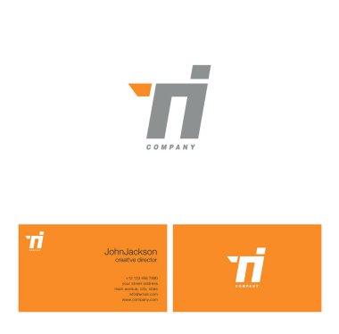 T & I Letter Logo