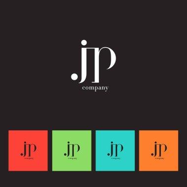 J & P Letter Logo