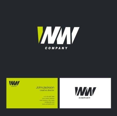 W & W Letter Logo