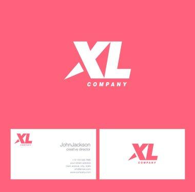 X & L Letter Logo