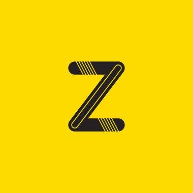 Z Single Letter Logo