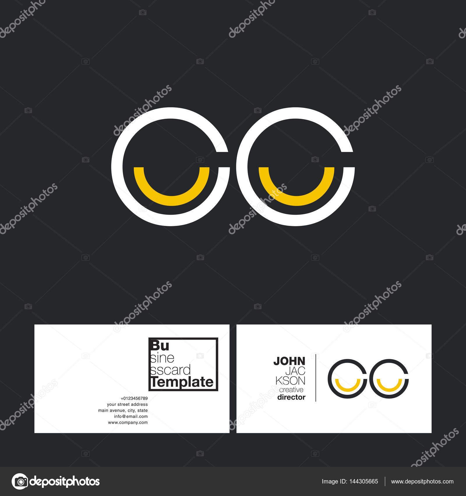 Tour De Logo Societe Des Lettres Avec Illustration Vectorielle Carte Visite Modele Identite Dentreprise Vecteur Par Brainbistro