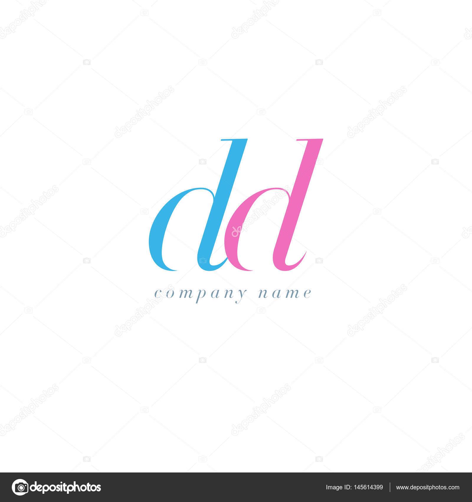 DD Letters Logo template — Stock Vector © brainbistro #145614399