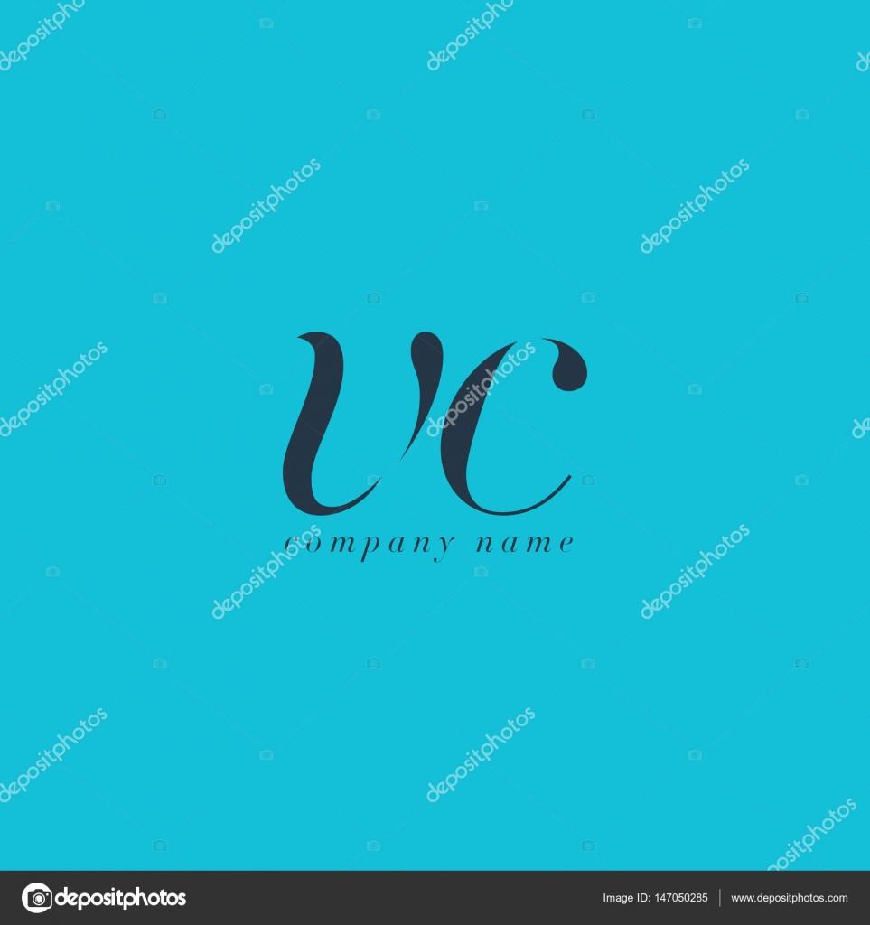 VC Letters Logo template — Stock Vector © brainbistro #147050285