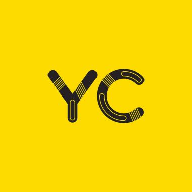 YC connected letters logo