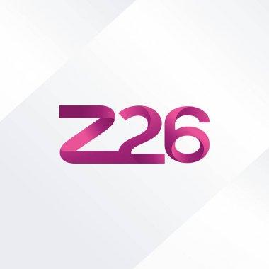 letter and digit Z26 logo