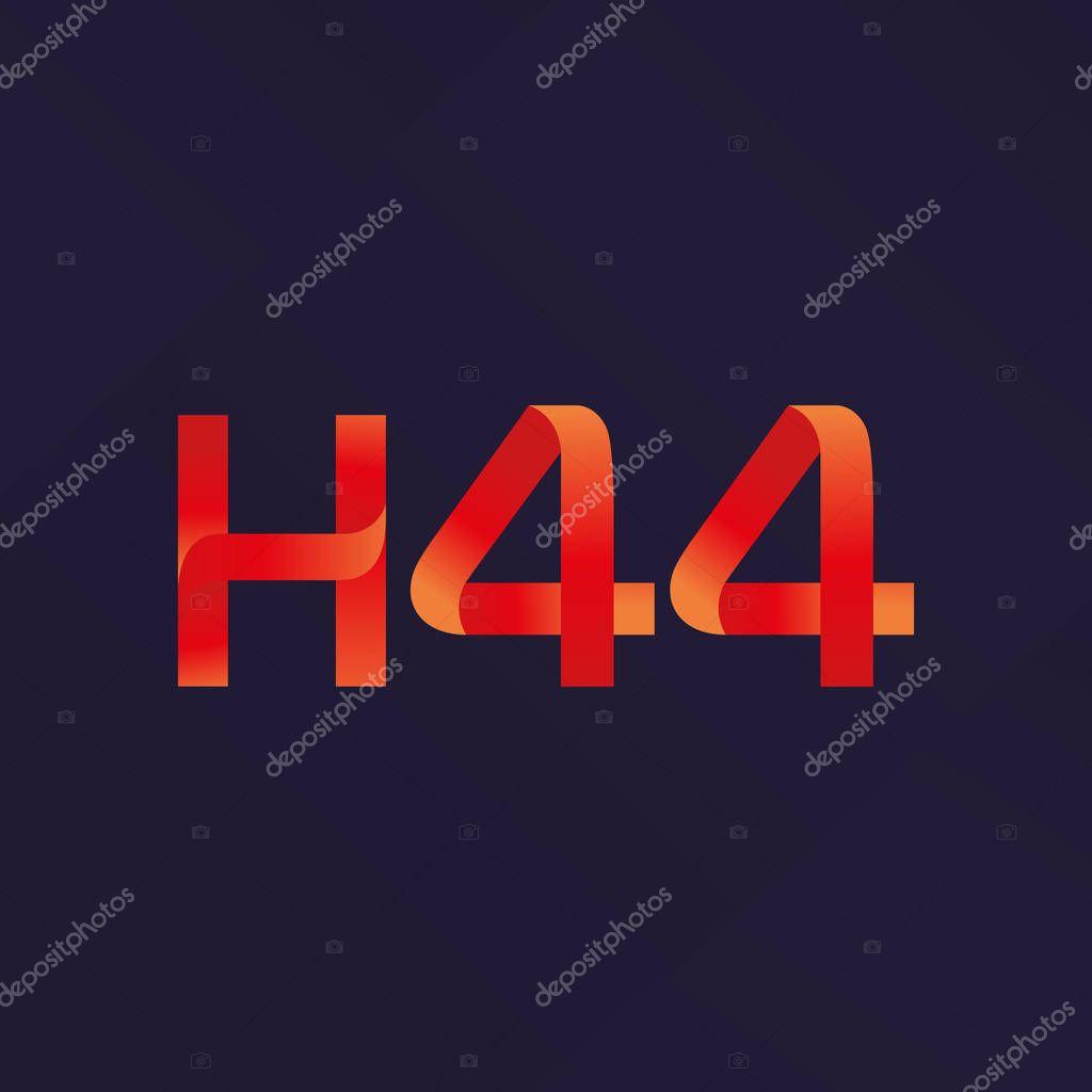 Joint letter logo H44