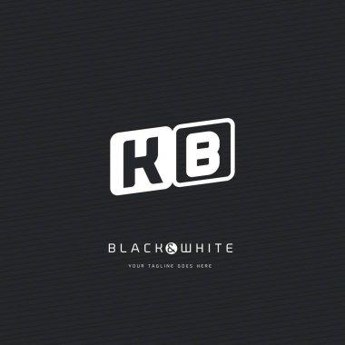 KB letters logo
