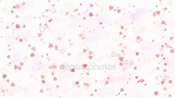 Šťastný Valentýna text v holandštině Fijne Valentijnsdag tvoří z prachu a obraty na prach horizontallyon světlé pozadí