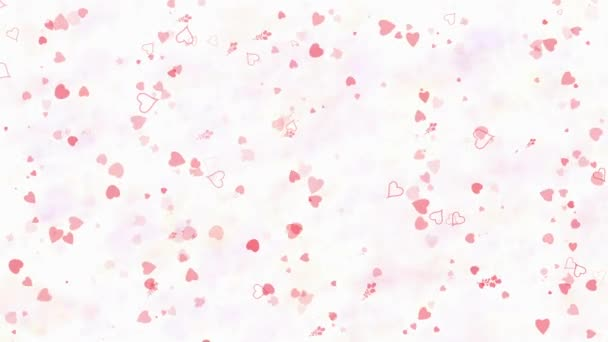 I Love You text in Hebrew formed from dust and turns to dust horizontally on white background