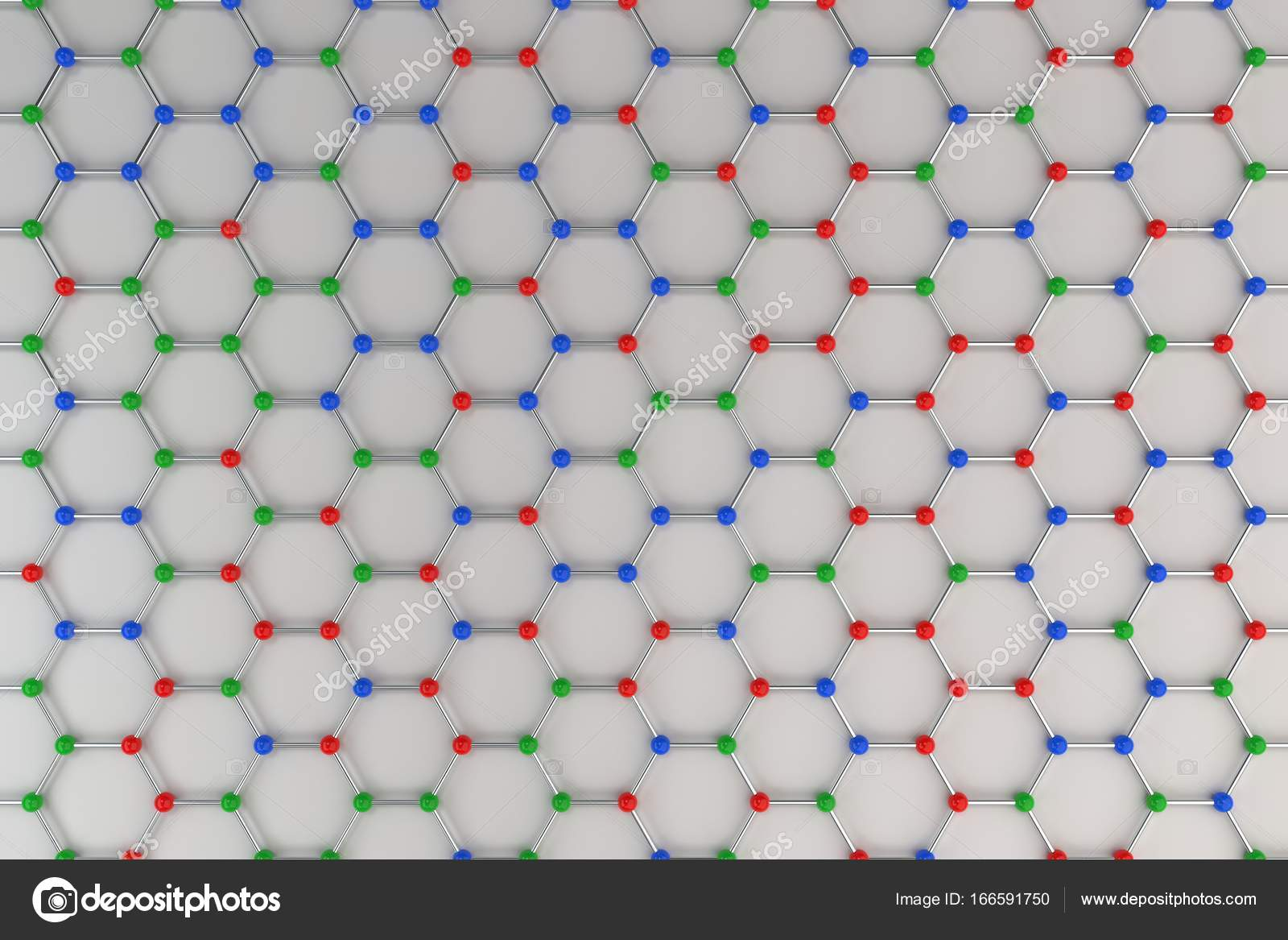Graphene atomic structure on white background stock photo graphene atomic structure on white background stock photo ccuart Images