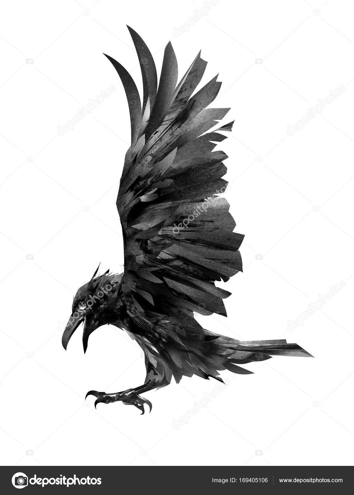Three black crows stock pattern
